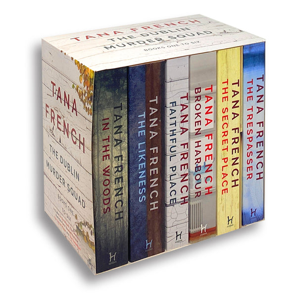 Dublin Murder Squad Series 6 Books Collection Set By Tana French