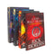 Trials of Apollo and Camp Half Blood 4 Books Collection Set By Rick Riordan