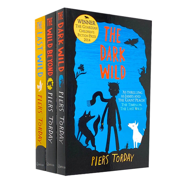 The Last Wild Trilogy Series 3 Books Collection Set By Piers Torday The Dark Wild