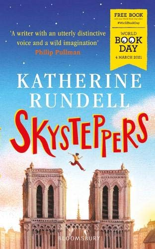 Skysteppers World Book Day 2021 By Katherine Rundell