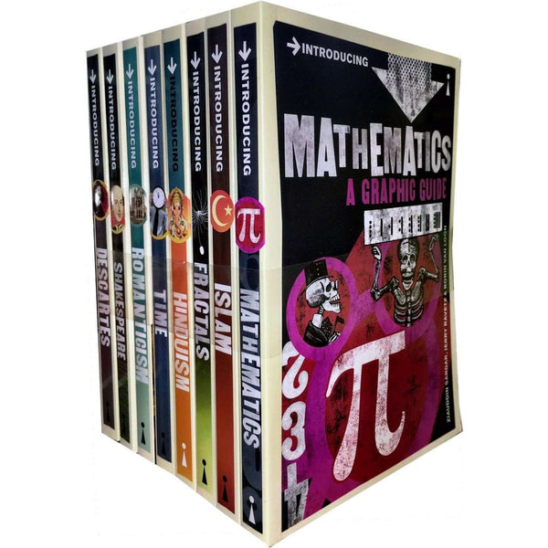 A Graphic Guide Introducing 8 Books Collection Set (Series 3)