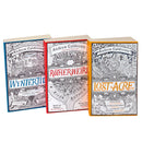Andrew Caldecott 3 Book Set Collection, Lostacre, Rotherweird, Wyntertide