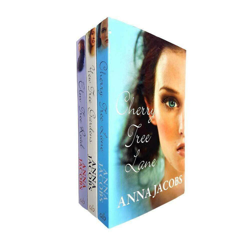 Anna Jacobs Wiltshire Girls Series 3 Books Collection Set Family Sagas Pack