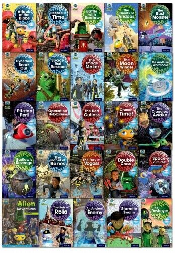 Project X Alien Adventures: 25 Books Set Collection- Series 2