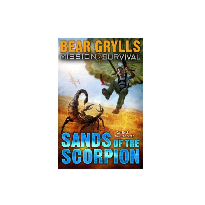 Bear Grylls 8 books Set, Mission Survival Collection