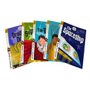 Biff, Chip and Kipper Stage 2 Read with Oxford: 4+: 16 Books Collection Set Pack