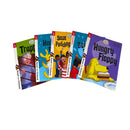Biff, Chip and Kipper Stage 3 Read with Oxford: 5+: 16 Books Collection Set Pack