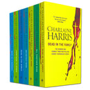 Sookie Stackhouse True blood Series Collection 7 Books Set By Charlaine Harris