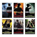 Chris Bradford Bodyguard Series 6 Books Collection Set Ambush, Hostage, Ransom