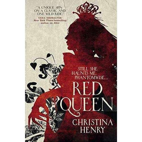 Chronicles of Alice 4 Books Collection Set-Lost Boy,Red Queen By Christina Henry
