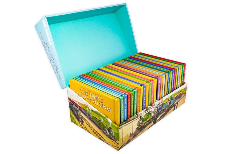 Thomas the Tank Engine Railway Series 26 Books Boxed Set Classic Edition