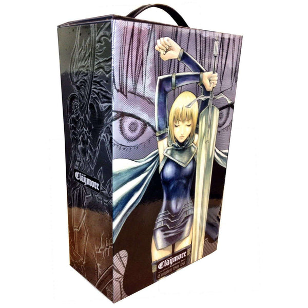Claymore Box Set: Vol 1-27 Complete Collection Manga Books Set