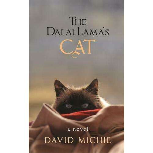 Dalai Lama's Cat Series 3 Books Collection Set By David Michie