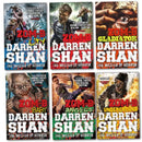 Darren Shan Zom-B 6 Books Set Collection The Master Of Horror