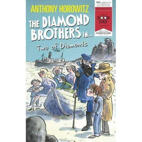 Diamond Brothers: Two of Diamonds (World Book Day Edition 2013)