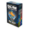 Dog Man The Epic Collection 3 Books Set (1-3) By Dav Pilkey Hardcover