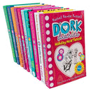 Dork Diaries Series Rachel Renee Russells Collection 10 Books Pack Set