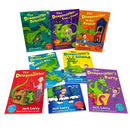 The Dragonsitter series Collection 8 Books Set (Dragon Sitter)