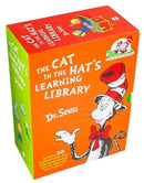 Dr Seuss The Cat in the Hat's Learning Library Collection 20 Books Box Set Pack