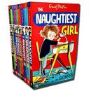 Enid Blyton The Naughtiest Girl 10 Books Set Collection
