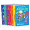 Enid Blyton Collection A Faraway Tree Adventure Series 7 Books Set
