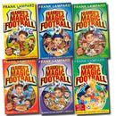 Frankie's Magic Football 6 Books Collection Pack Set By Frank Lampard Children Books