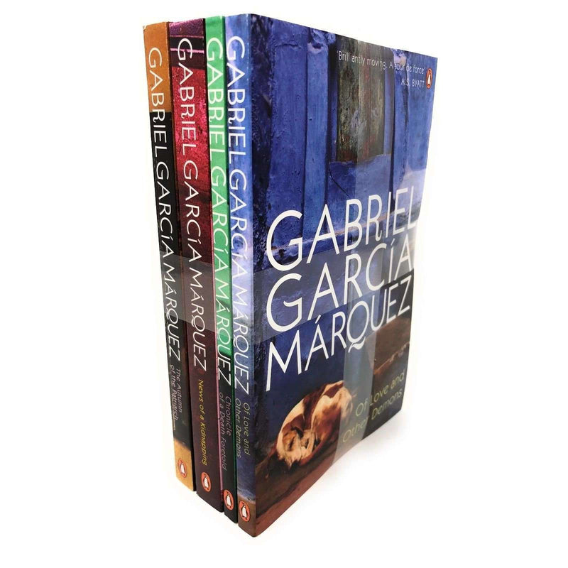 Gabriel Garcia Marquez Collection 4 Books Set, Of Love and Other Demons