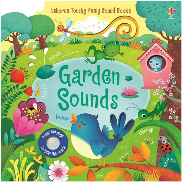 Garden Sound (Usborne Sound Books)