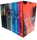 The Guild Hunter Series By Nalini Singh 10 Books Collection Set Immortals and Mortals Pack