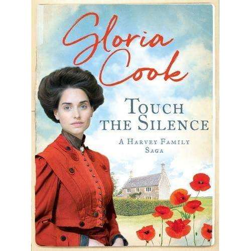Gloria Cook A Harvey Family Saga Series 6 Books Collection Set Brand