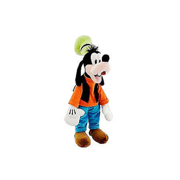 "Goofy Soft 8"" Toy Original Disney Hologram Mickey Mouse Clubhouse Series"