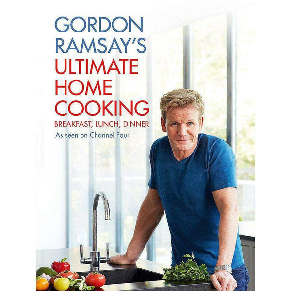 Gordon Ramsay's Ultimate Home Cooking Hardcover Food & Drink NEW