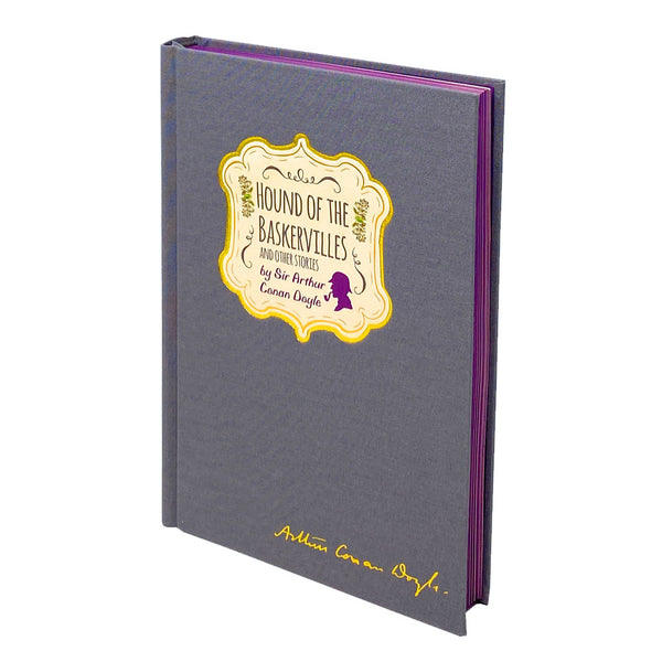 The Hound of the Baskervilles By Sir Arthur Conan Doyle Deluxe Edition