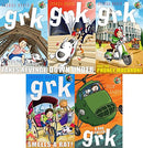The Grk Collection Series 5 Books Set By Josh Lacey