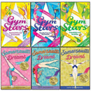 Gym Stars and Somersaults and Dreams Series Collection 6 Books Set Rising Star