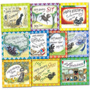 Hairy Maclary & Friend Collection Lynley Dodd 10 Books Set Children Pack
