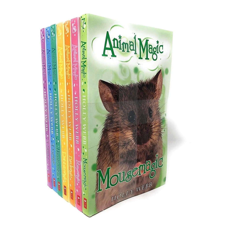 Holly Webb Animal Magic Story Series 7 Books Set Collection