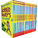 Horrid Henry Francesca Simon 20 Books Box Set Collection Pack Tony Ross