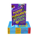 Horrid Henry's Mischievous Mayhem Collection 10 Books Box Set Children Pack