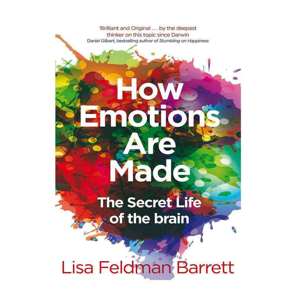 How Emotions Are Made: The Secret Life of the Brain Book By Lisa Feldman Barrett
