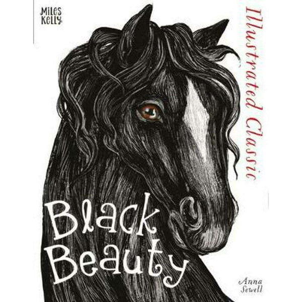 Illustrated Classic: Black Beauty by Anna Sewell Hardcover Book