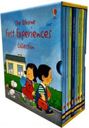 Usborne First Experience Collection 8 books set - Going to the Doctor Dentist