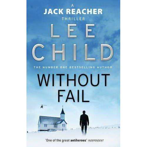 Jack Reacher Series (6-10) 5 Books Collection Set By Lee Child