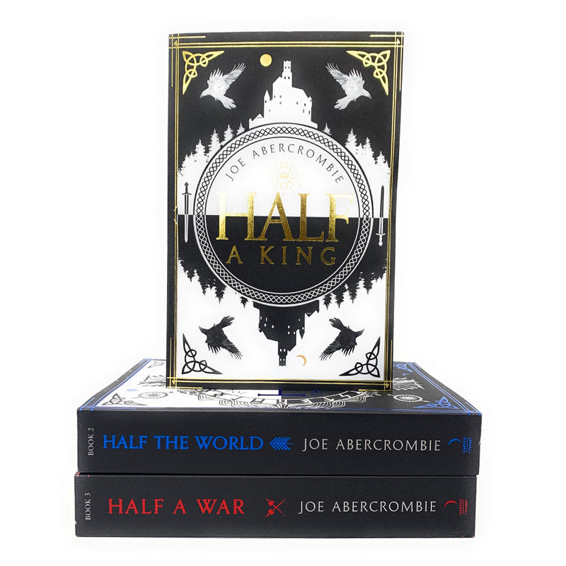 The Shattered Sea Trilogy 3 Books Set Collection By Joe Abercrombie, Half A War