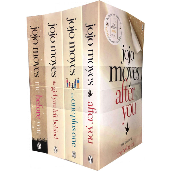 Jojo Moyes Collection 4 Books Set Me Before You