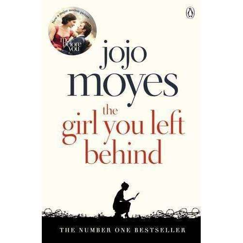 Jojo Moyes Collection 5 Books Set After You, Me Before You, Girl You Left Behind
