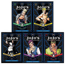 Jojos Bizarre Adventure Part 3 Stardust Crusader Vol 6-10 Collection 5 Books Set
