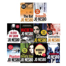 Jo Nesbo 10 Books Collection Set Harry Hole Thriller Collection Inc Phantom, Bat