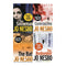 Jo Nesbo 4 Books Collection Set Harry Hole Thriller Collection Inc Snowman, Bat