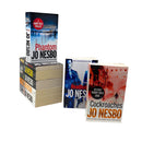 Jo Nesbo 8 Books Set Harry Hole Thriller Collection Inc Son, Phantom,The Bat...